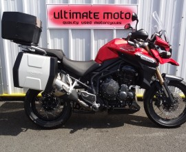 Triumph Tiger 1215 Explorer ABS