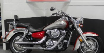 Kawasaki VN1600 Classic For Sale Here At Ultimate Moto Along With Other Motorcycles Direct From Our Showroom.