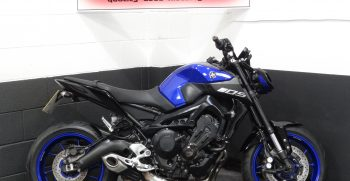 Yamaha MT-09 For Sale Here At Ultimate Moto Along With Other Motorcycles Direct From Our Showroom.