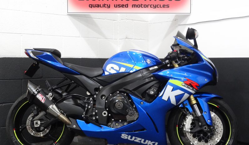 Suzuki GSX-R750 Moto GP For Sale Here At Ultimate Moto Along With Other Motorcycles Direct From Our Showroom.