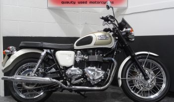 Triumph Bonneville T100 For Sale Here At Ultimate Moto Along With Other Motorcycles Direct From Our Showroom.