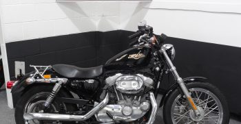 Harley Davidson Sportster XL883 for sale at Ultimate moto motorcycles north east