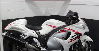 Suzuki GSX 1300 R hayabusa Limited Edition For Sale At ultimate Moto Showroom North East Motorcycle