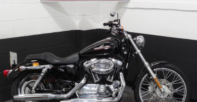 Harley Davidson XL1200 SPorster Custom Low Miles For Sale At Ultimate Moto Showroom North East Motorcycle