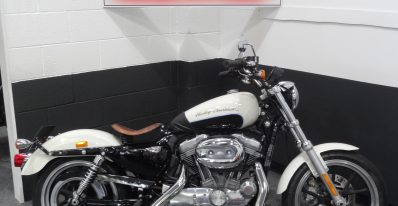 Harley Davidson XL883 Sportster Superlow For Sale At Ultimate Moto Showroom Motorcycle North East